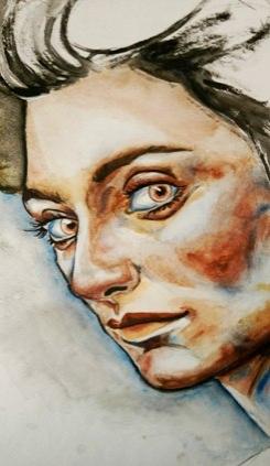 Elizabeth Debicki by akuma
